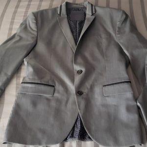 Zara Gray Suit